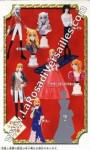 Lady Oscar, The Rose of Versailles - Furuta Candy Toys Collection - Japan